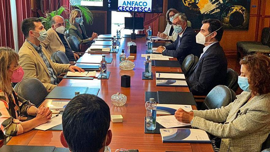 Gonzalo Caballero pide fondos COVID para el sector del mar