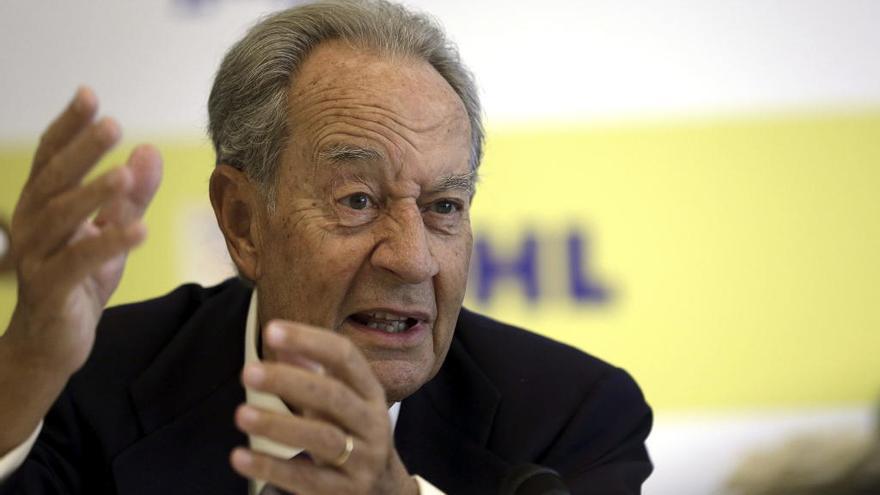 El empresario Villar Mir, imputado en el 'caso Lezo'