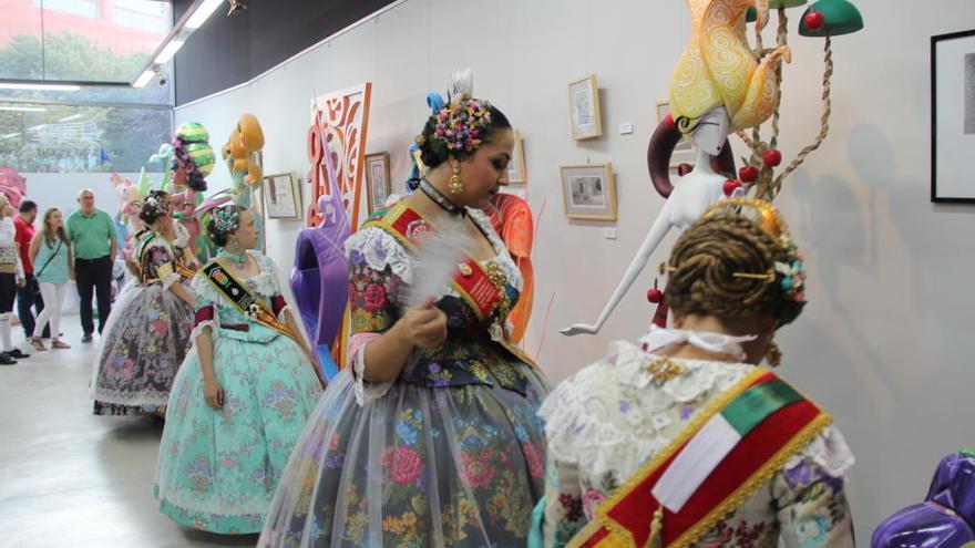 Las Hogueras de San Vicente, a las puertas con la inauguración mañana de la X Exposición del Ninot