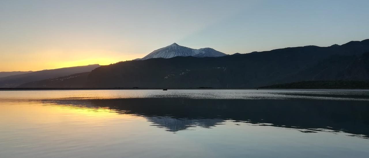Las balsas de Tenerife logran la mayor cantidad de agua almacenada de su historia