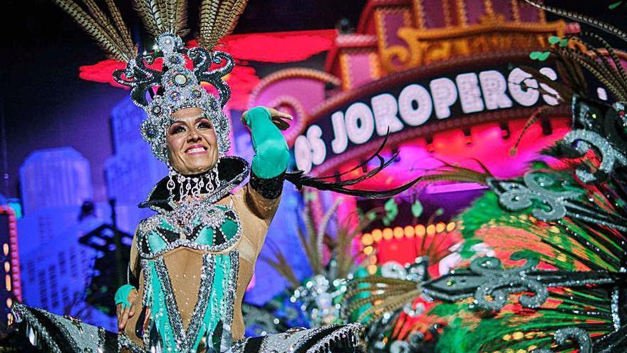 Joroperos participará fuera de concurso en el programa 'La noche de las comparsas'