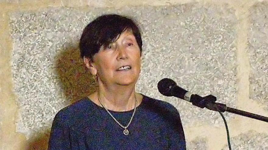 """Isolina Rionegro Historiadora: """"El nombre de O Ribeiro forma parte de la memoria colectiva de España"""""""
