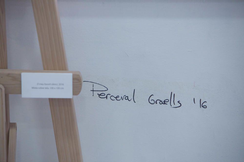 El nuevo espacio de Perceval Graells