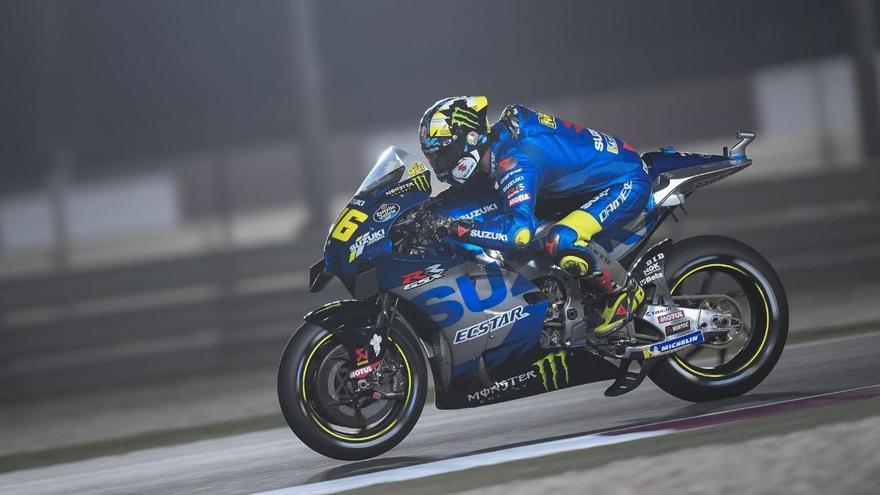 Joan Mir estrena 2021 con una cuarta posición en el Gran Premio de Qatar