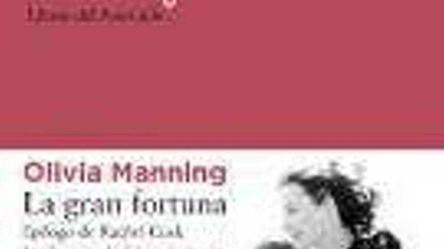 El tiempo de Olivia Manning