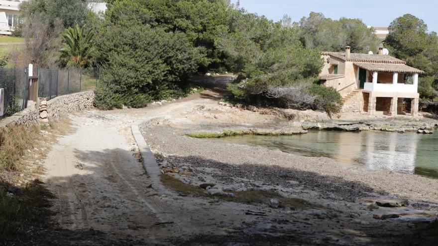 So sieht es derzeit in den Buchten von Santanyí aus