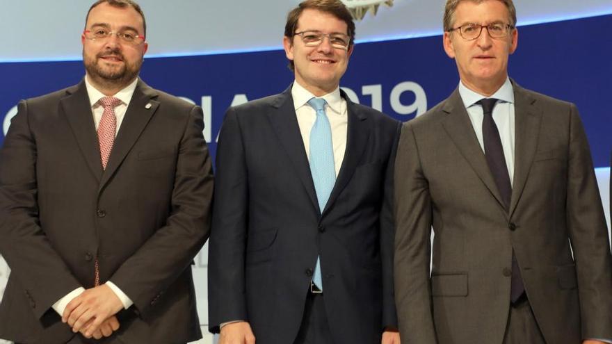 Castilla y León se apunta a la rebaja fiscal de Ayuso y pone a prueba el frente del Noroeste