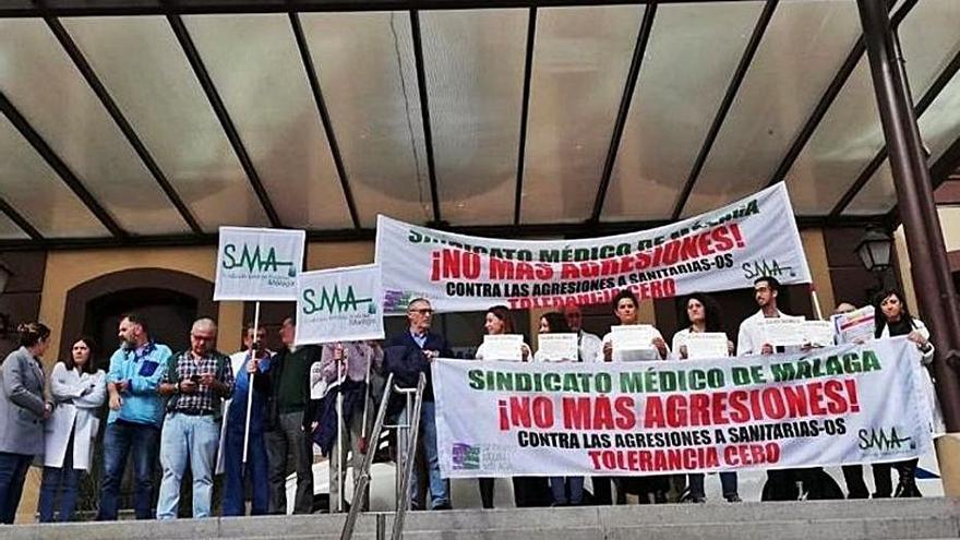 Málaga lidera las agresiones a sanitarios durante la pandemia