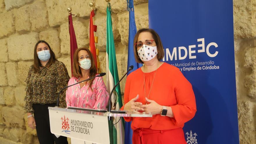 El Imdeec destina medio millón de euros a ayudas a pymes y autónomos de Córdoba
