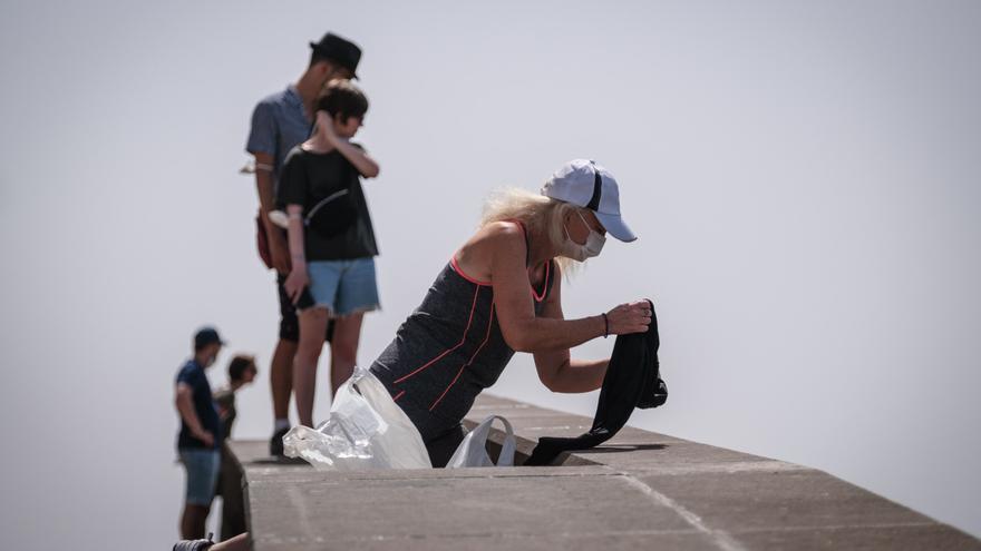 Canarias registra la cifra más alta de fallecimientos desde enero