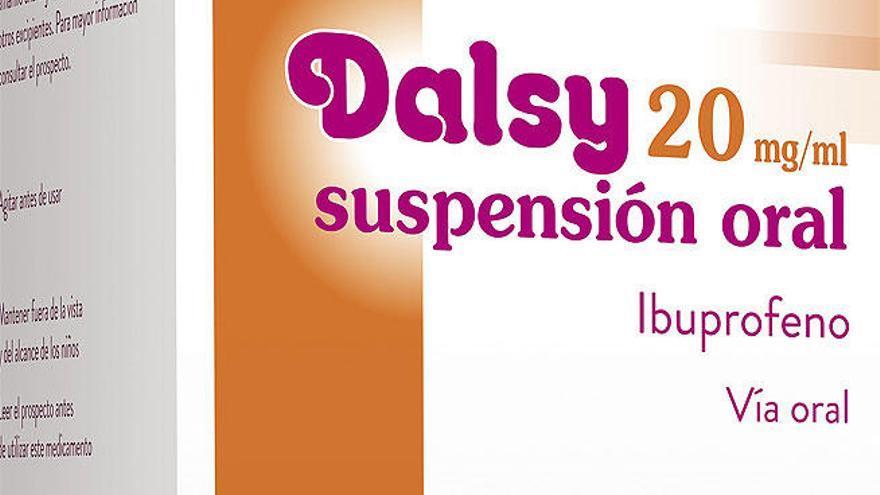 Los pediatras ratifican que Dalsy es un medicamento seguro