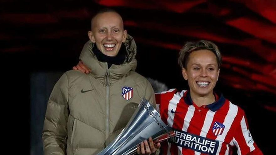 El emotivo gesto en la final de la Supercopa femenina