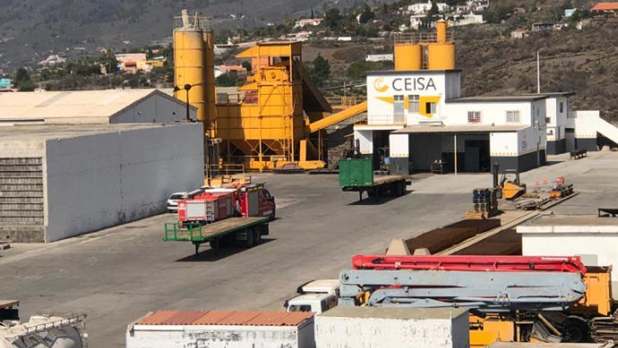 Fallece un trabajador en una bloquera de La Palma