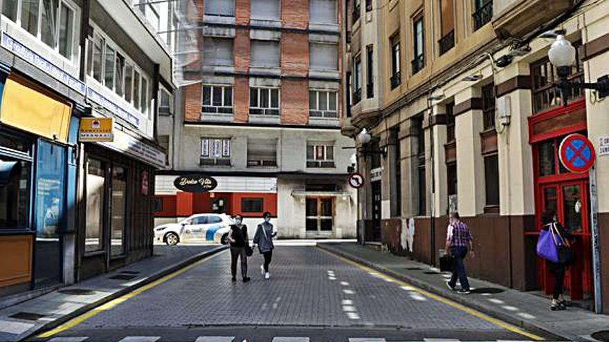 Primer corte en el barrio de El Carmen