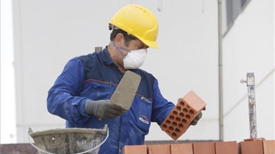 El sector de la construcción, con 1.843 viviendas en obras en Córdoba, es optimista de cara a 2021