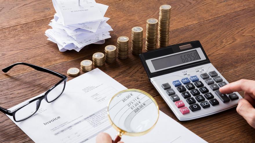 Cómo pagar menos en la declaración de la Renta