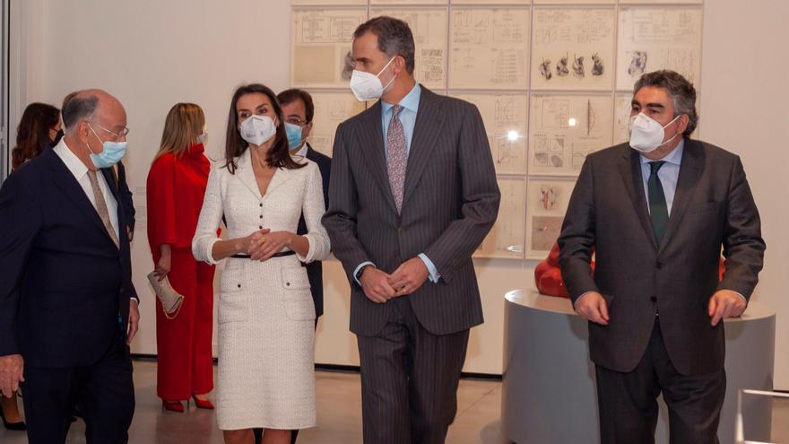 """Los Reyes remarcan la importancia de la cultura, """"necesaria y prioritaria"""" en tiempos de pandemia"""