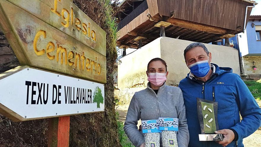 El secretu de la meyor faba asturiana, el clima de Villavaler