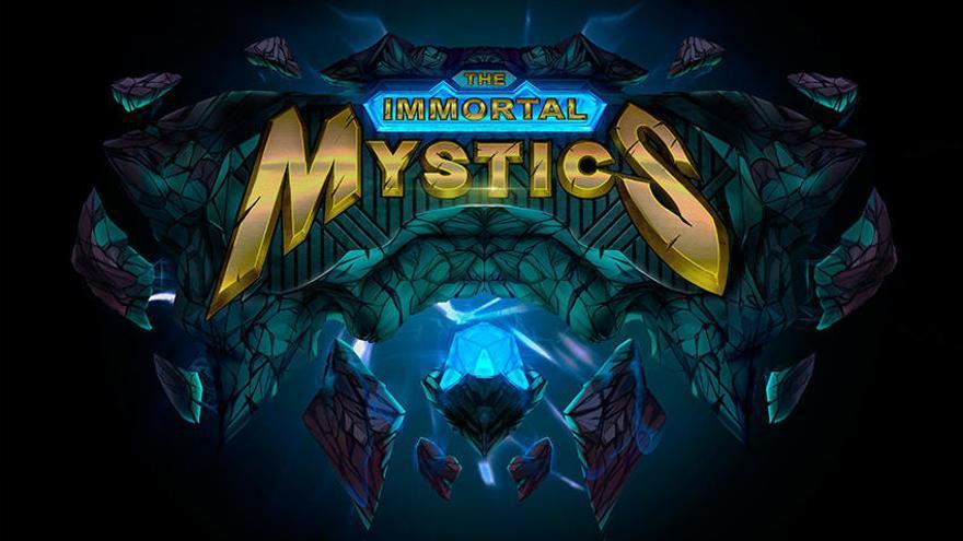 The Immortal Mystics: el título de estrategia en tiempo real con sello español