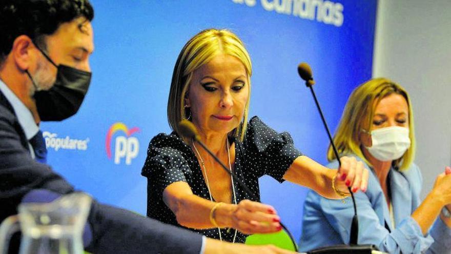 El PP critica que los fondos europeos no tienen repercusión en Canarias
