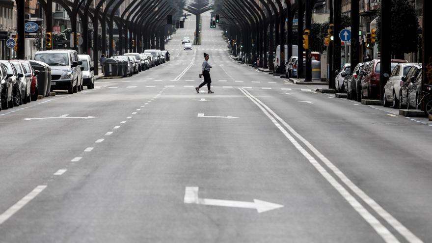 Cortes al tráfico en varias calles por el rodaje de una película