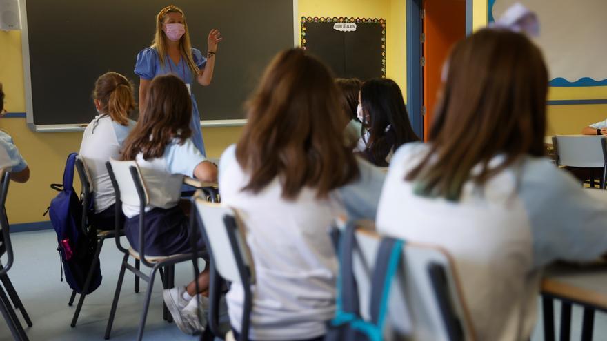 Los niños de Primaria darán menos Religión en favor de Lengua, Matemáticas y Artes