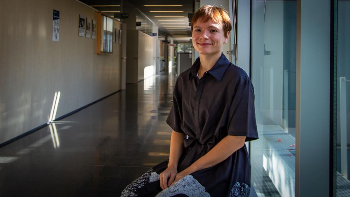 Astrid Schwegler Castañer.