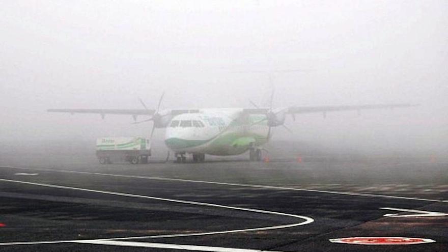 La niebla provoca más de treinta incidencias en Tenerife Norte