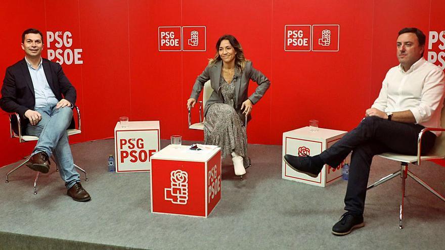 Debate a media noche para dirimir el liderazgo del PSdeG