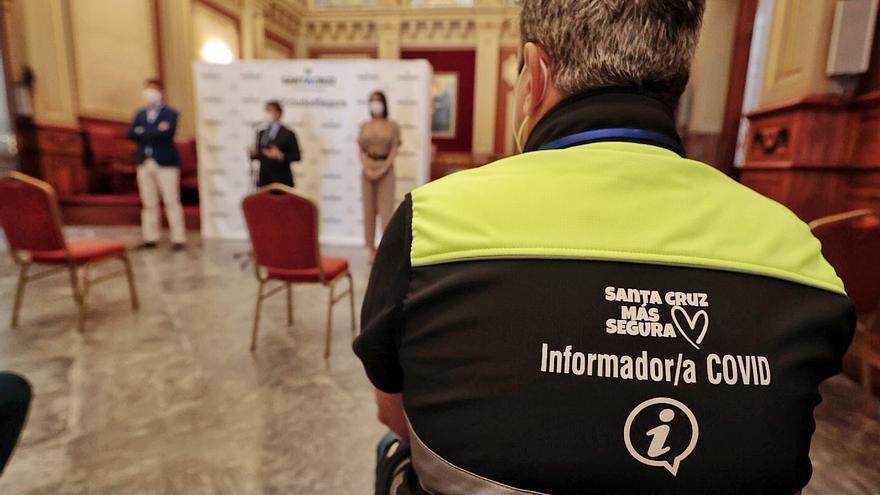 Presentación iniciativa Santa Cruz + Segura