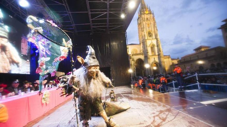 Oviedo celebra el Carnaval