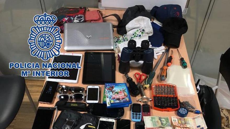 La Policía alerta del incremento de robos en viviendas, con seis solo el fin de semana