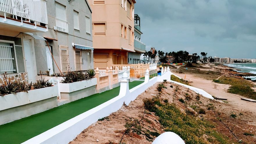El área de Obras y Servicios realiza 70 interveciones de reposición en la vía pública de Torrevieja entre enero y febrero