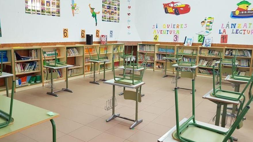 La Xunta permitirá agrupar en aulas a niños con necesidades especiales por la pandemia