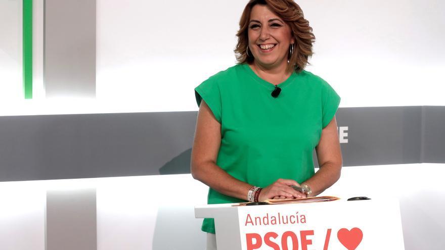 Archivan la denuncia de Spiriman a Susana Díaz por vulneración del derecho al honor
