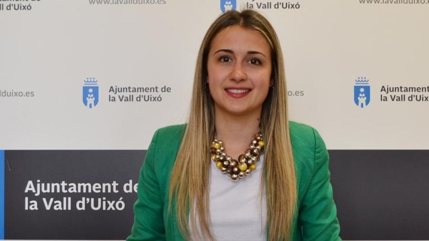La alcaldesa de la Vall d'Uixó declarará como investigada por el derribo de la Cruz de los Caídos