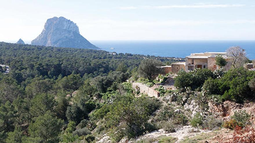 El diagnóstico territorial recomienda mejorar la protección de Cala d'Hort