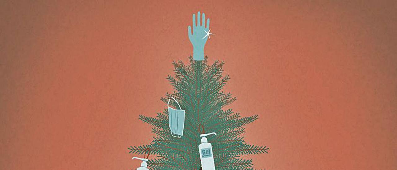 No estamos para fiestas, feliz Navidad