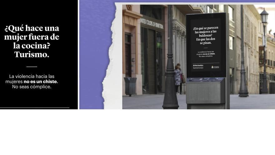 VÍDEO | La campaña del Ayuntamiento de Zamora para el Día Internacional de la Mujer