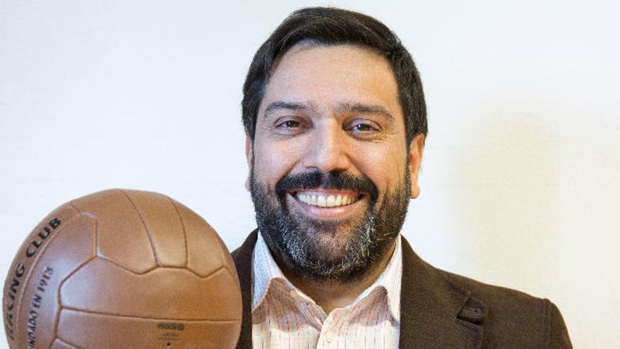 """Pablo Ortiz: """"La presencia pública en las ligas de 'eSports' es testimonial"""""""