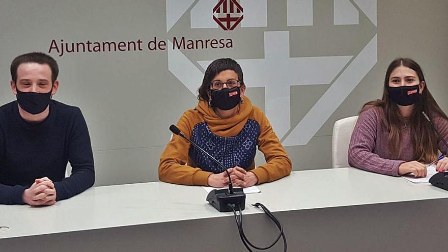 Fem Manresa deixa el pla contra la crisi de la covid per la «inacció» d'ERC i JxM