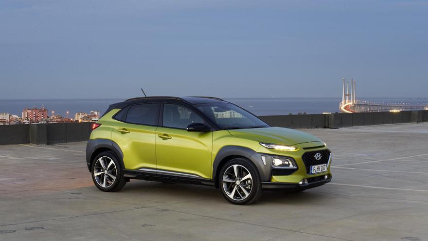 Este es el polémico 'Kona' que Hyundai venderá en Galicia