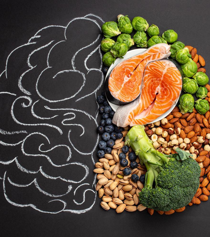 Estos son los alimentos que debes tomar para reforzar tu memoria