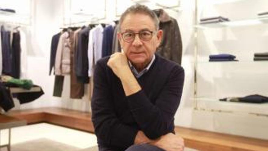 Roberto Verino lanza su expansión en Latinoamérica con 10 tiendas en México