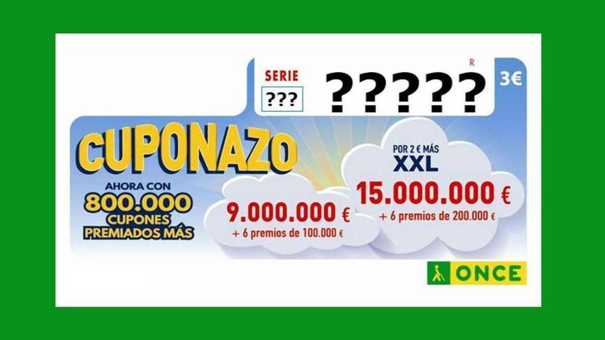 Cuponazo de la ONCE, Super Once, TripleX y Eurojackpot: números premiados del viernes 4 de junio de 2021