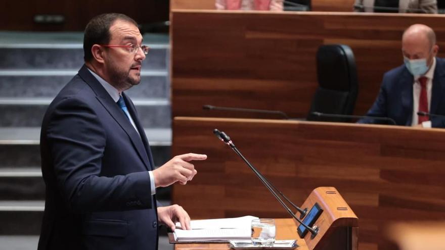 """Barbón llama al consenso político y social """"para que Asturias esté, por primera vez, en la vanguardia de la revolución industrial"""""""