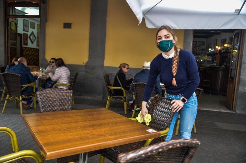 Los negocios luchan por sobrevivir ante el nivel 3 de la pandemia