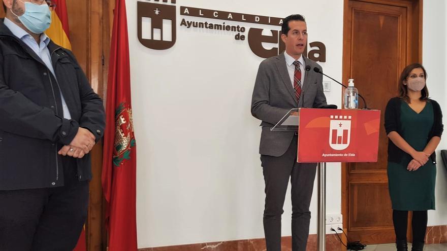 Elda contratará a 58 parados a través de un plan de 793.000€ dotado con fondos europeos