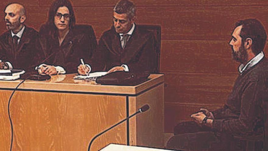 Veredicto de no culpabilidad al yerno de la viuda de Vicente Sala