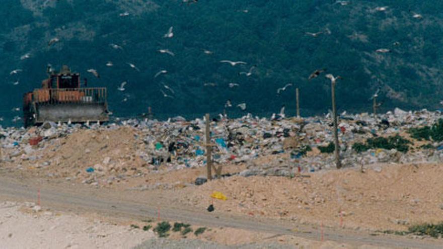 El vertedero de Son Reus contamina el acuífero con once metales pesados